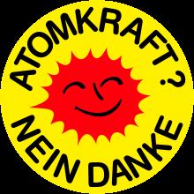 Anti Atomkraft, Atomkraft nein Danke