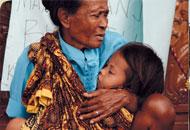 Ureinwohner, vertrieben