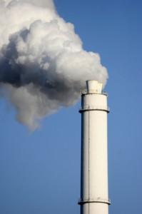 Kamin, Treibhausgas, Ausstoß, CO2, Emission
