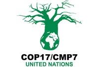 Durban, Logo, Weltklimakonferenz, Durban 2011, UN-Klimakonferenz, Klimakonferenz, Südafrika