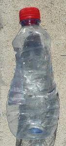 Plastikflasche, PET, Einwegflasche