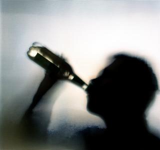 Die Kodierung vom Alkoholismus kamenka