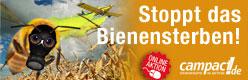 Stoppt das Bienensterben!