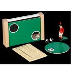 Das Kicktipp-Spiel macht nicht nur Spaß, sondern wurde auch von Behindertenwerkstätten hergestellt.