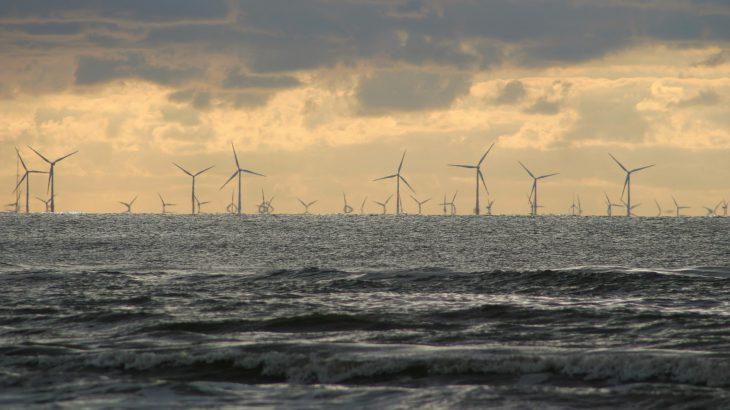 Offshore Windkraftwerke