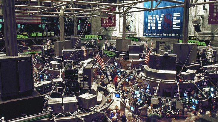Einblick in die New Yorker Börse