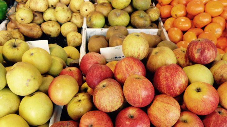 Äpfel Verpackungsfrei