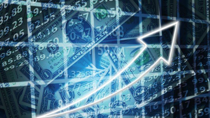 Börse/Geld Aufschwung